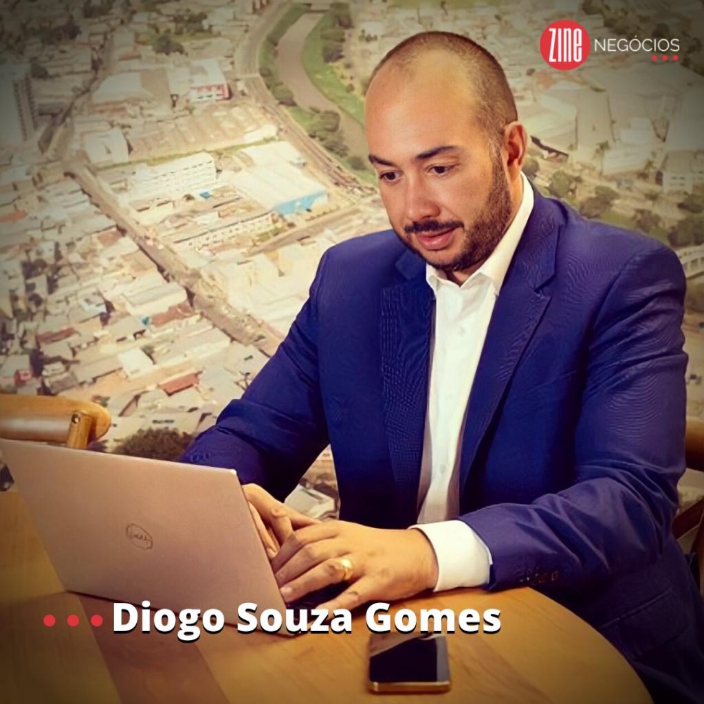 Aula de Negócios: Diogo Souza Gomes