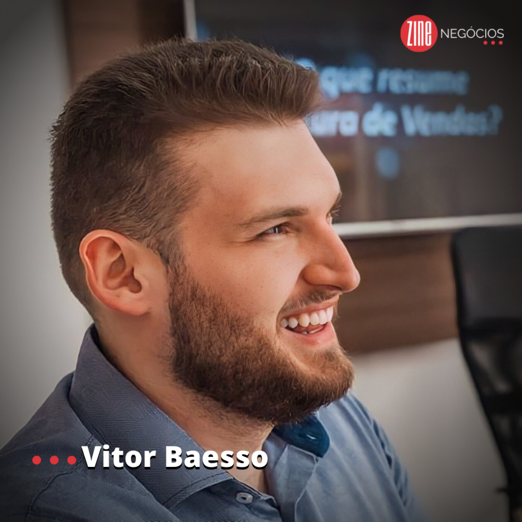 Aula de Negócios: Vitor Baesso