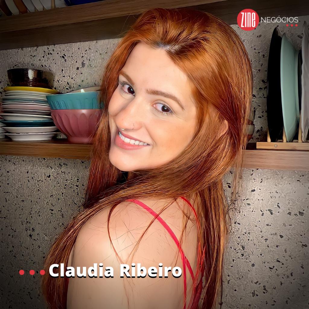 Aula de Negócios: Claudia Ribeiro