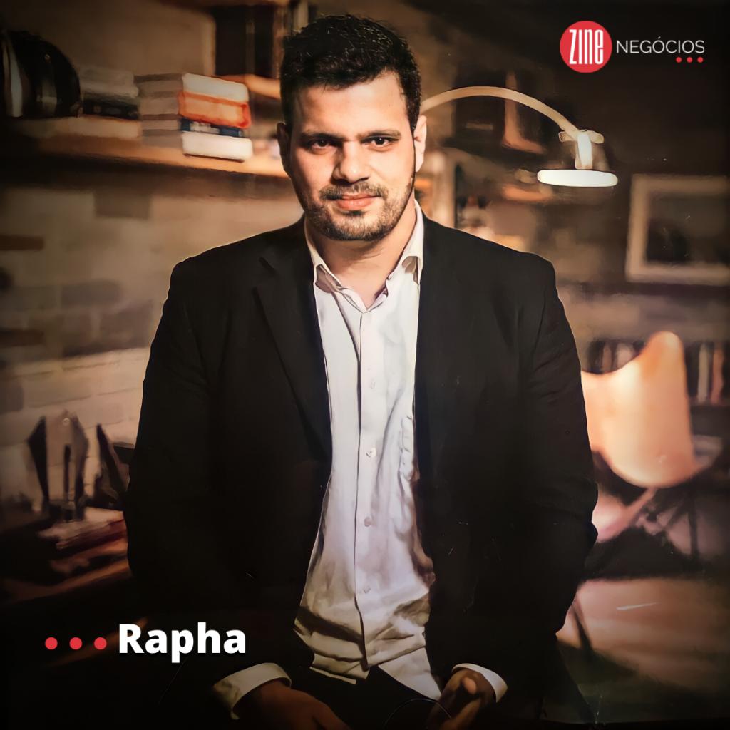 Aula de Negócios:  Rapha