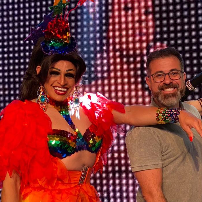 Miss Brasil Gay Rainbow Fest: Evento Digital
